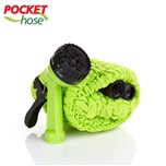 Pocket Hose 15- Tuyau extensible + Pistolet 6 jets