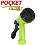 Pistolet d'arrosage 6 Jets Pocket Hose