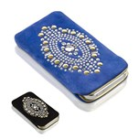 Etui iPhone 5/5S Swarovski Elements Crystal