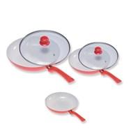 Poêles en ceramique CERAMICORE - Set de 5pcs
