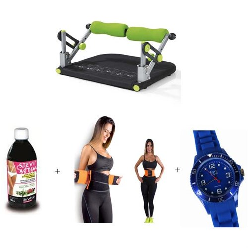 Smart Shaper Abdo Pack Total Fitness