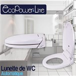 Lunette de WC automatique
