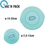 Set 2 couvercles pour Vac'n Pack