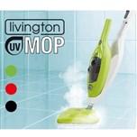 Livington UV Mop HD: Nettoyeur vapeur & balai
