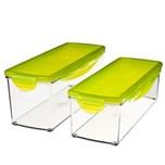 Triple Slicer + 2 Boîtes de conservation