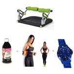 Smart Shaper Abdo Pack Total Fitness