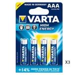 Wizzit Titanium 1+1 + Pack 12 Batteries AAA