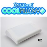 Restform Cool Pillow 1+1 GRATUIT