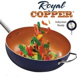 Royal Copper Wok