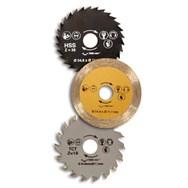 Rotorazer Saw - Scie Circulaire + 6 Lames