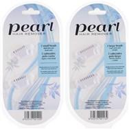 PEARL - 2 Micros + 2 Maxi-têtes de rechange