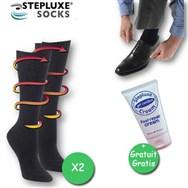 Stepluxe Socks - Lot de 4 paires