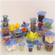 Clever Close Pack of 52 Containers
