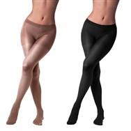 Slim Action Black + Nude Free