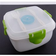BioLux Hot & Cool Lunch Box + 1 Extra Cool Box