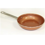 Copper Pan Chef + Pan 20cm