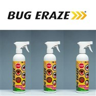 Bug Eraze 2 + 1 FREE