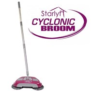 Cyclonic Broom x2