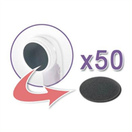 50 Recharges Dermaseta