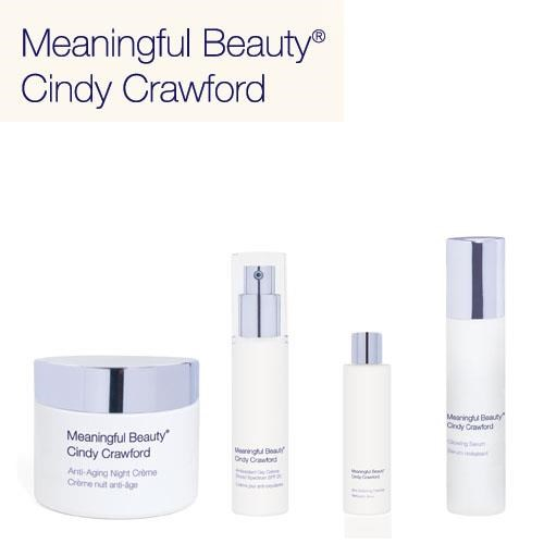 Meaningful Beauty Cindy Crawford 30 jours
