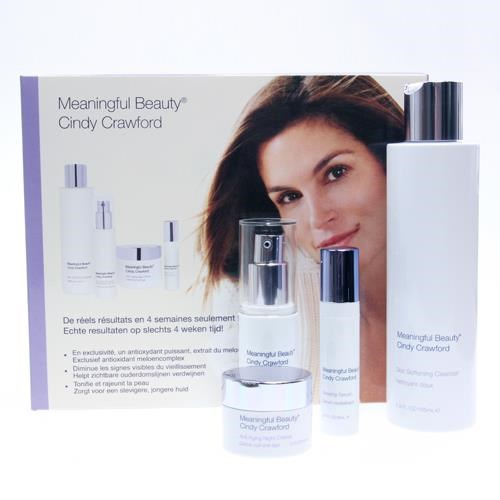 Meaningful Beauty Cindy Crawford 90 Jours