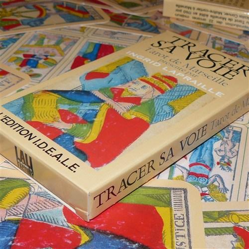 Jeu de tarot - Le jeu de l'émission ALLO TAROT