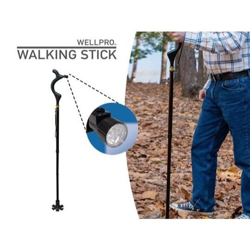 Magic Trusty Cane - Canne Pliante Autoportante