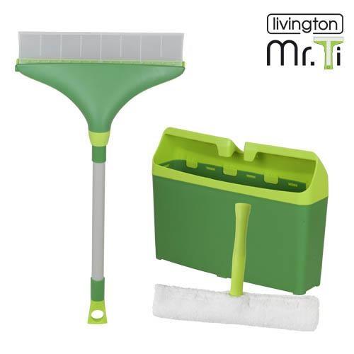 Mr Ti - Kit de nettoyage de vitres