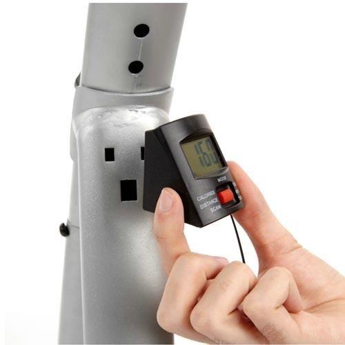 bi pedaler + electronic counter