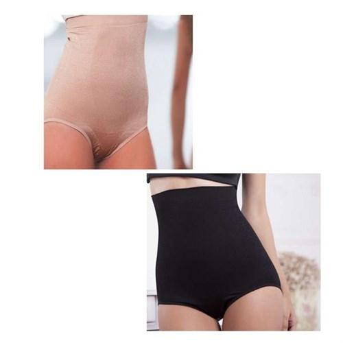 Slim Panties Control Beige + Noir