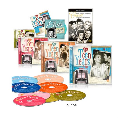 Teen Years Pack Deluxe