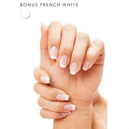 Nail Gelled System + Polish for French Manucure