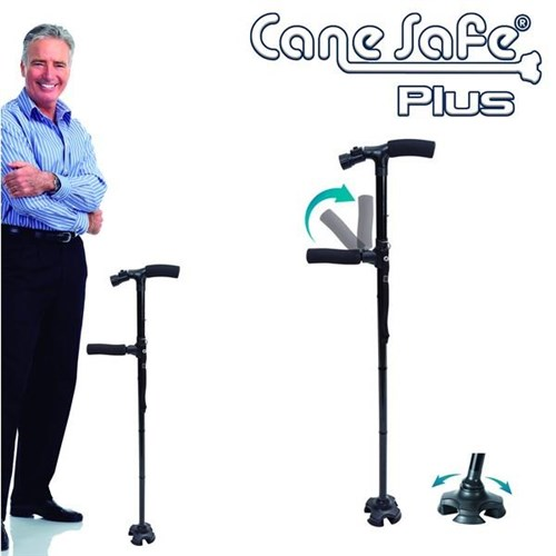 Cane Safe Plus 1+1