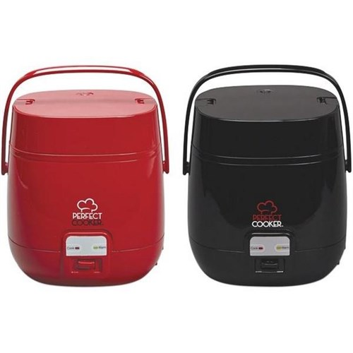 Perfect Cooker 1+1 Balck & Red