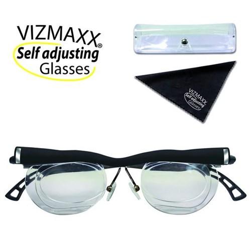 Vizmaxx Self Adjusting Glasses x2
