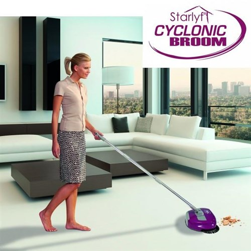 Cyclonic Broom