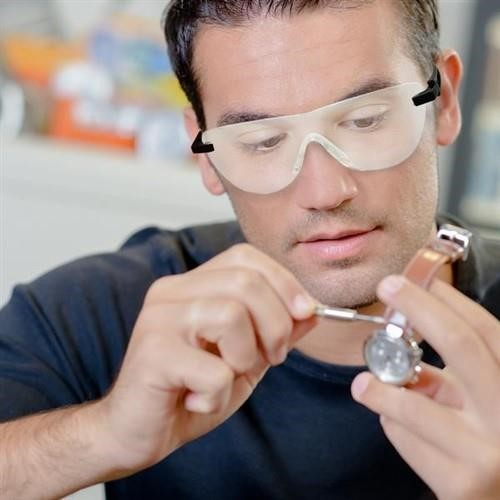 Vizmaxx Magnifying Glasses 1+1