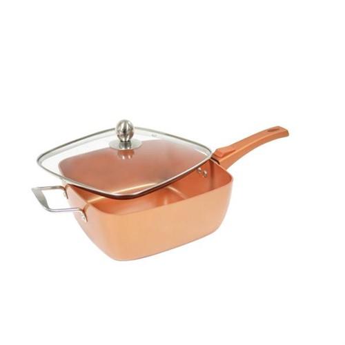 Starlyf Square Copper Pan