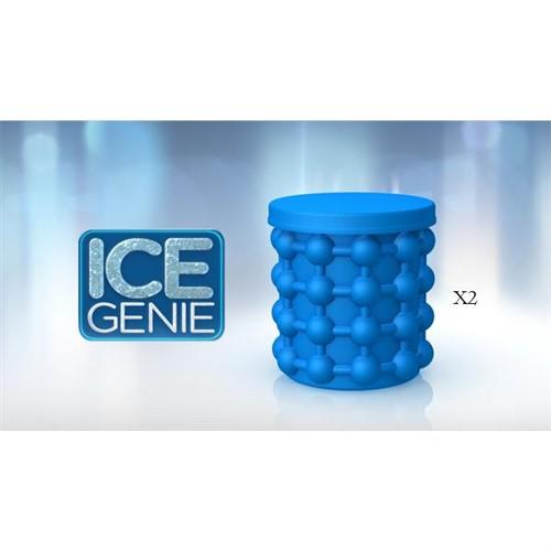 Ice Genie 1+1, distributeur de glaçons