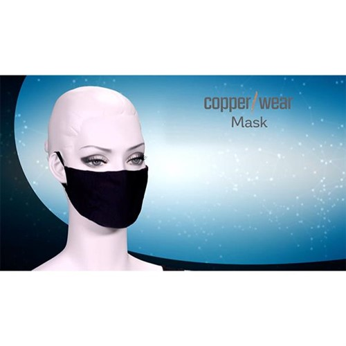 4 x Copper Wear Mask