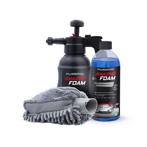Platinum Amazing Foam